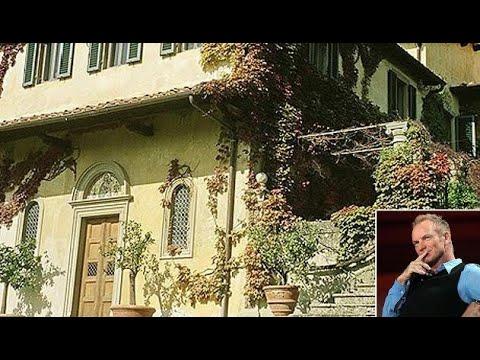 Alla scoperta della casa di Sting in Toscana  YouTube