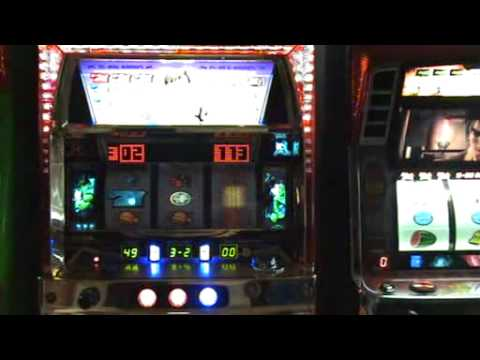 Automatic slot machine