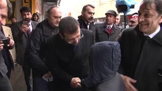 Ekrem İmamoğlu Sultanbeyli'de