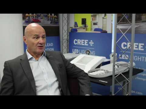 ENTV visits Cree's new London office