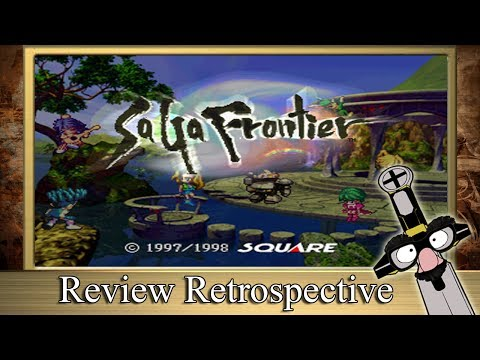 The RPG Fanatic Review Show - SaGa Frontier Review Retrospective