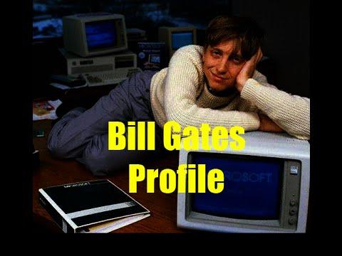 Bill Gates Profile