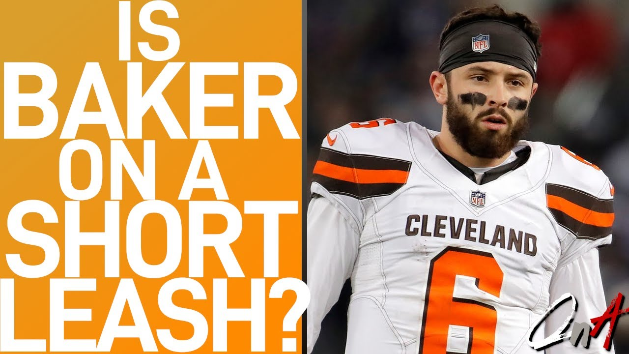 IS BAKER MAYFIELD ON A SHORT LEASH IN 2020? (QnA)