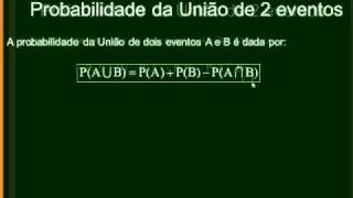 Matemática - Aula 31 - Probabilidade - Parte 3