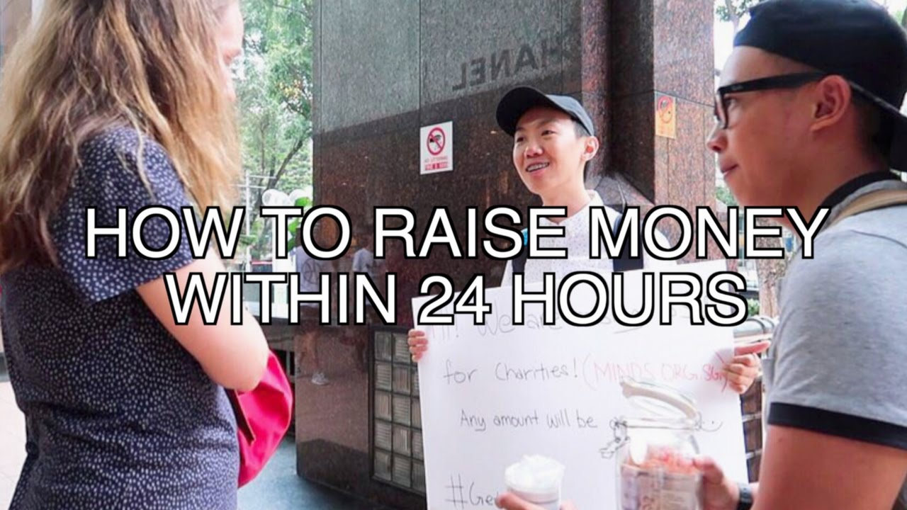 Download RAISING MONEY FOR A GOOD CAUSE WITHIN 24 HOURS - GETTING YES #2