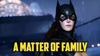 Batman - Arkham Knight - Batgirl: A Matter of Family - Game Movie (All Cutscenes) - 1080p