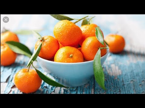 ORANGE NUTRITION FACTS AND HEALTH BENEFITS