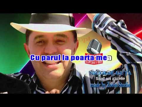 NICOLAE GUTA - GIGOLO, KARAOKE SUPER STARS