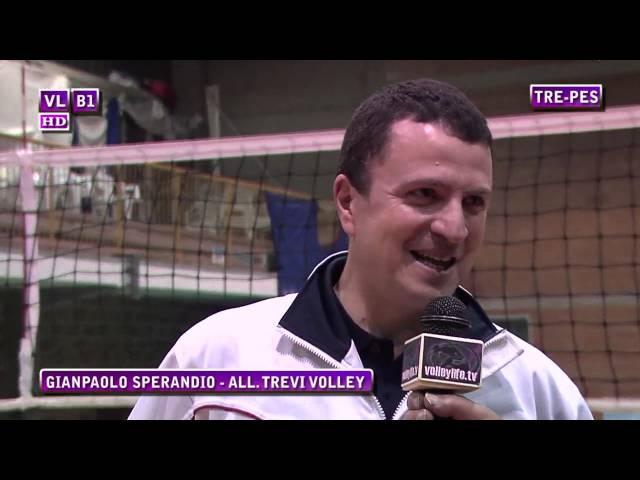 Interviste Trevi vs Pesaro