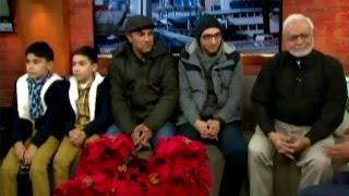CP24: Ahmadiyya Muslim Community sponsors Syrian Refugees to Canada