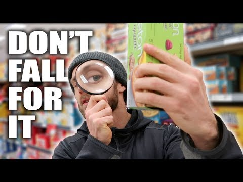 Food Marketing Tricks   Taking Your Money & HEALTH!