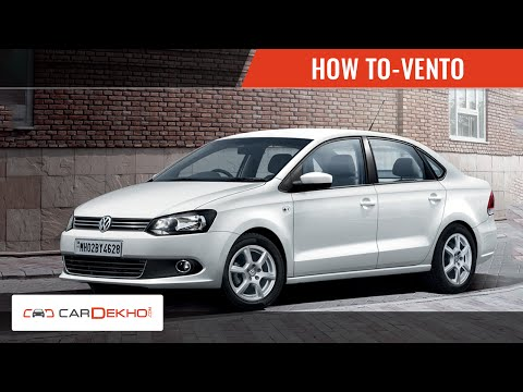 How To Use The DSG Gearbox In Vento | CarDekho.com
