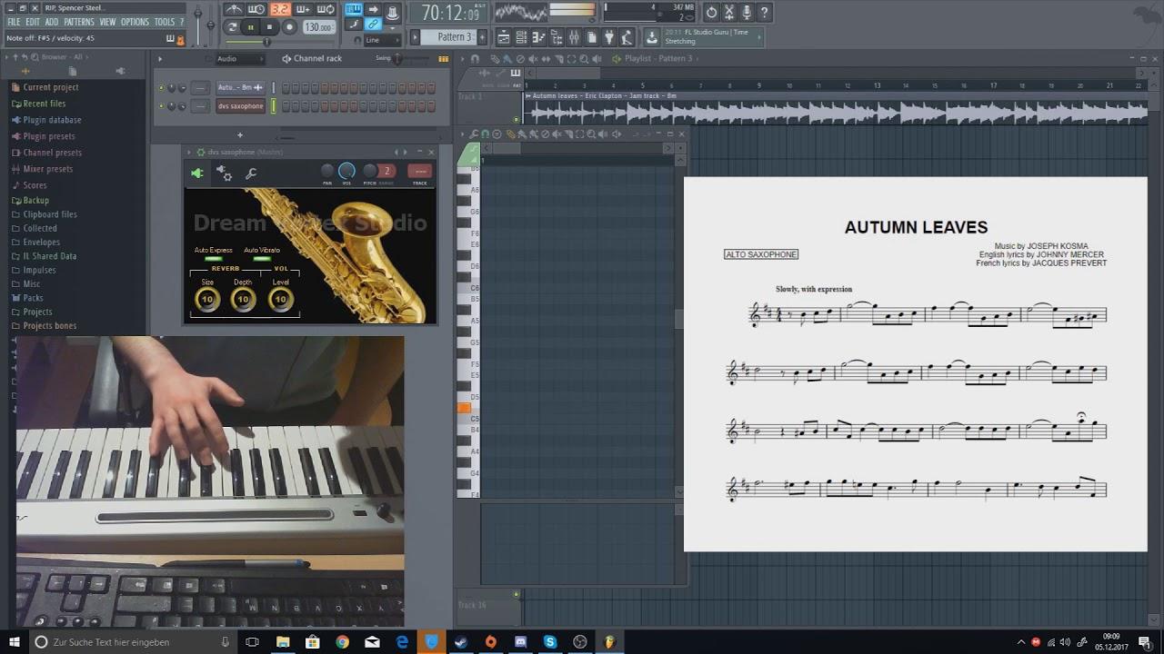 8 Free Saxophone VST Plugins for FL Studio (Best Saxophone VSTs)