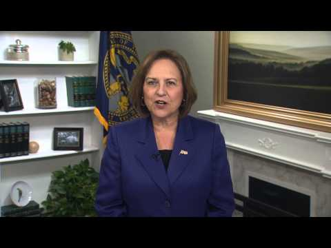 5/30/15 Sen. Deb Fischer (R-NE) Delivers GOP Address on the National Defense Authorization Act