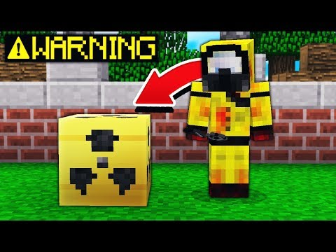 WHAT IF THERE WAS NUKES IN MINECRAFT POCKET EDITION?