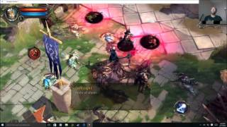 Dungeon Hunter 4 on Windows 10
