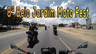 8° Moto Fest Belo jardim - PE 2017 - Viagem de Moto Kariri MC