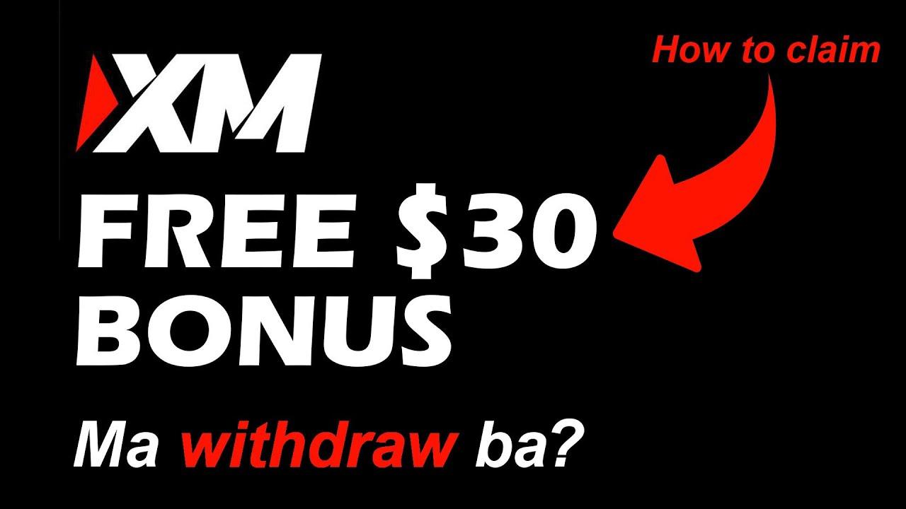 XM Free $30 No Deposit Bonus - Libreng Puhunan Panimula sa Forex Trading Philippines