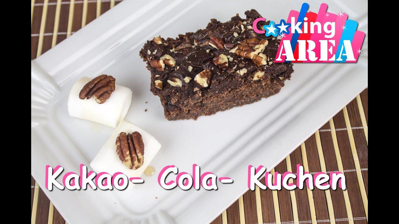 Schoko Cola Kuchen Von Elbfee Chefkoch De