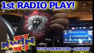 1st RADIO PLAY! Psyph Morrison