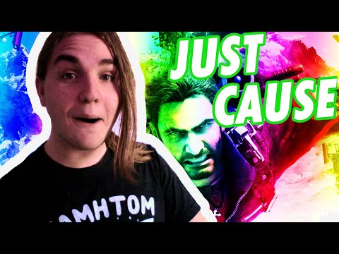 JUST CAUSE 2 FUNNY MOMENTS & REACTIONS | EXPLOSIONS |