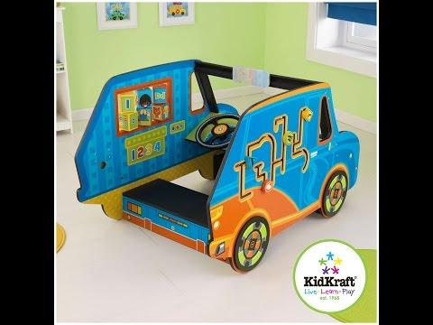 KidKraft Activity Car , Battat Activity Bus Alternative! Play car, and learn sharing!