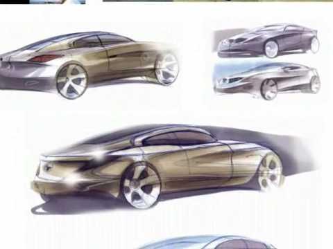 CAR and TRANSPORT DESIGN portfolio by JF. Video ...