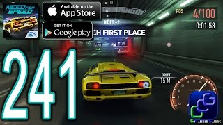 NEED FOR SPEED No Limits Android iOS Walkthrough - Part 241 - Special Event: Devils Run Chapter 7