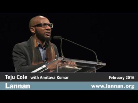 Teju Cole, Reading, 3 February 2016