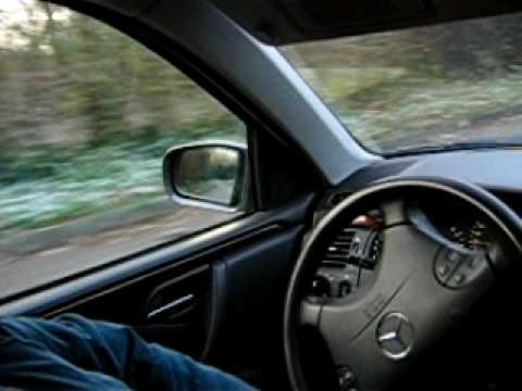 mercedes e270 cdi bva 2002 - youtube