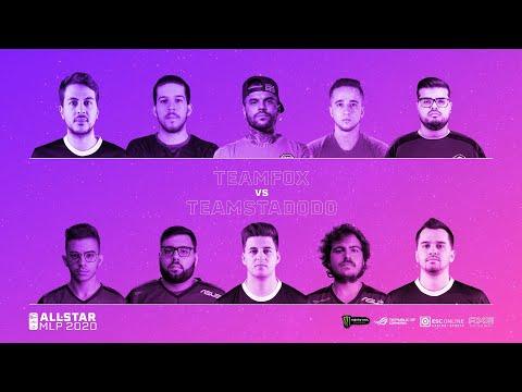 TEAM FOX VS TEAM STADODO - ALL-STAR ESC Online Master League Portugal