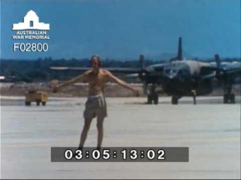 Canberra bomber strike