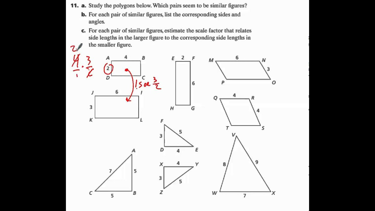worksheet. Similar Figures Worksheets. Grass Fedjp Worksheet Study ...