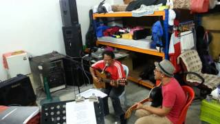 Satu Kesan Abadi by Iklim (Touch One Band Acoustic Cover)