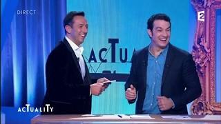 Antonio le magicien bluffe les invités #AcTualiTy