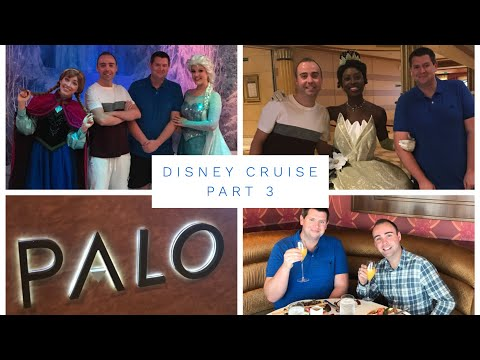 Disney Cruise Vlog - October 2017 - Part 3 - Docking in Nass