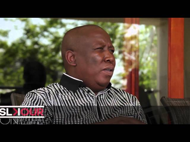 #OnLifeTV Talks To Julius Malema About His Passion For Politics And Being Black In SA