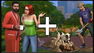 The Sims 4 Info/thoughts: Pets And Toddlers In Next Expansion Pack?