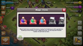 How to use Builder Potion COC - Clash of Clans