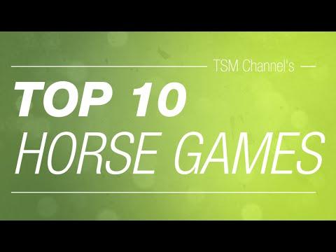 TOP 10 Horse Games