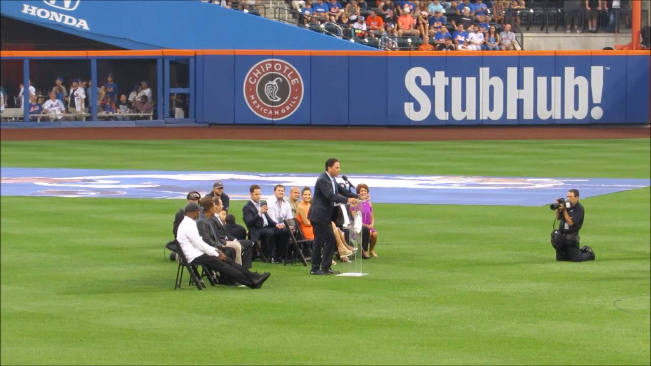 Mike Piazza Honda >> Mike Piazza Day At Citi Field July 30 2016