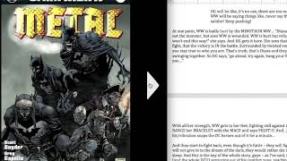 "Comic Craft Talk: SCRIPTS - ""Marvel Style"" vs Full Script!"