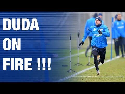 Duda haut einen raus! - Hertha BSC - Berlin - 2018 #hahohe