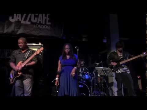 LALAH HATHAWAY - Forever, For Always, For Love Live @The Jazz Cafe London 17-05-2012