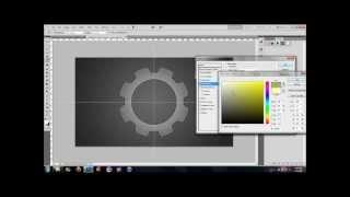 Adobe Photoshop Tutorial | How to Create Gears