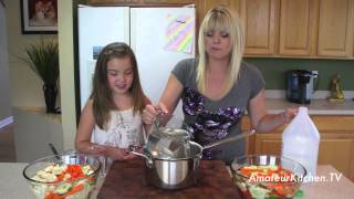 Canning Hot Pickled Veggies | Canning 101