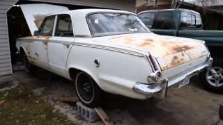 1965 Plymouth Valiant 200 - 318 Magnum V8