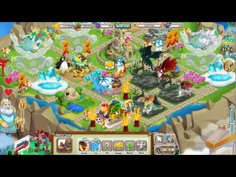 Dragon Azteca // Dragon City// HD 2012