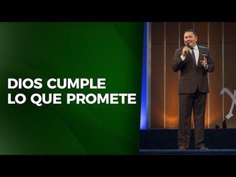 Dios cumple lo que promete - Pastor Javier Bertucci
