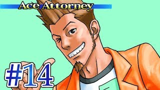 LARRY TO THE RESCUE! - Let's Play - Phoenix Wright: Ace Attorney - 14